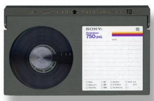 betamax to dvd and digital conversion
