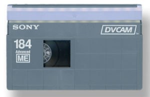 dvcam to dvd and digital conversion