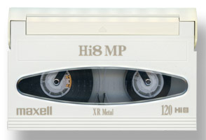 Hi8 video to dvd and digital conversion